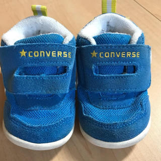 CONVERSE - CONVERSE ♥︎ ベビースニーカー 12.5cm