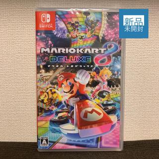 Nintendo Switch - 【新品未開封品】マリオカート8 デラックス Switch