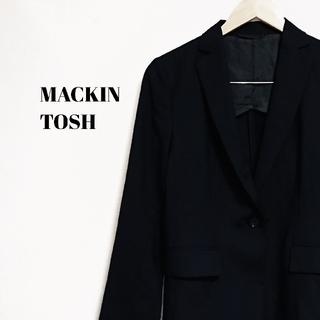 MACKINTOSH - ラグジュアリー☆ 上質 マッキントッシュ テーラードジャケット レディース