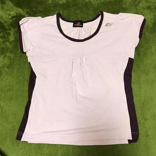 ニューバランス(New Balance)のニューバランス ラベンダーT(Tシャツ/カットソー(半袖/袖なし))