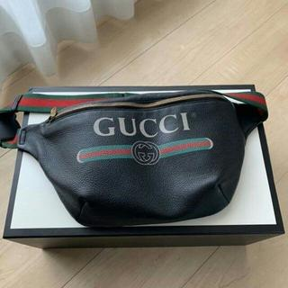 Gucci - GUCCI ボディバッグ ショルダーバッグ