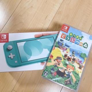 任天堂 - Nintendo Switch Liteとどうぶつの森