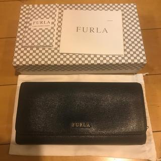 フルラ(Furla)のFURLA 長財布 ダークグリーン(長財布)
