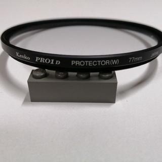 ケンコー(Kenko)のKenko PRO1D PROTECTOR 77mm フィルター-2(フィルター)