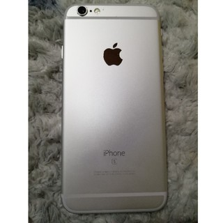 iPhone - iPhone6s シルバー 64GB SIMフリー