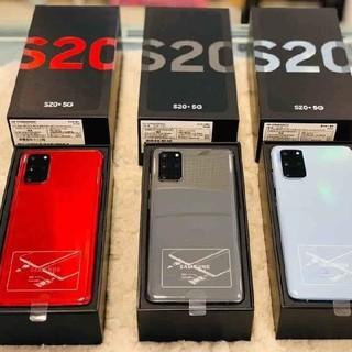 galaxxxy - Samsung Galaxy S20plus 5G 新品未使用