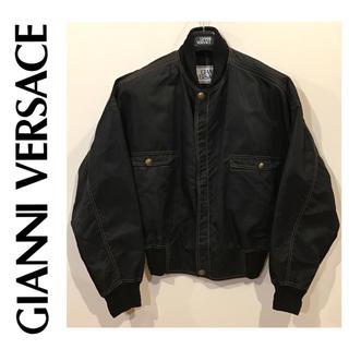 ジャンニヴェルサーチ(Gianni Versace)のGianniVersace ヴィンテージ ジャケット 【美品】(ナイロンジャケット)