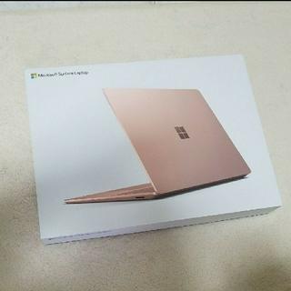 マイクロソフト(Microsoft)の【officeつき】Surface Laptop3★サンドストーン(ノートPC)