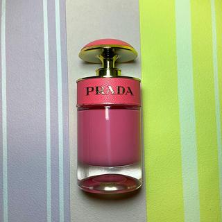 プラダ(PRADA)のプラダ キャンディ グロス オーデトワレ 30ml(香水(女性用))