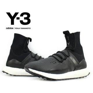 ワイスリー(Y-3)の【新品】Y3 adidasコラボスニーカー[APPROACH]26.5cm(スニーカー)