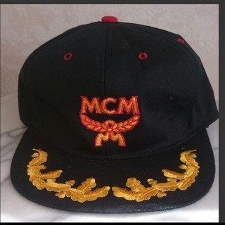 エムシーエム(MCM)のMCM ヴィンテージキャップ(キャップ)