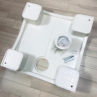 テクノテック。洗濯機防水パン & 横引きトラップ。未使用!(その他)