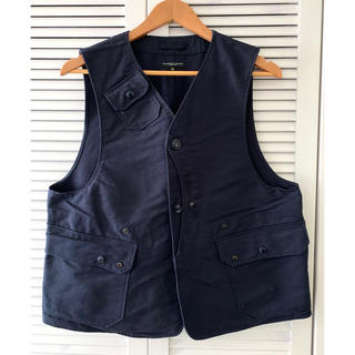 Engineered Garments - ENGINEERED GARMENTS UPLAND VEST サイズM