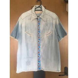 キャピタル(KAPITAL)のキャピタル  デニムシャツ(シャツ)
