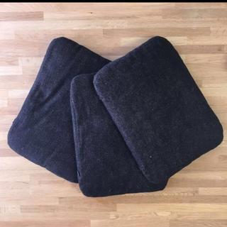 ムジルシリョウヒン(MUJI (無印良品))の無印良品 クッション 6枚セット(クッションカバー)