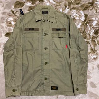 W)taps - 12aw WTAPS JUNGLE buds シャツ ミリタリー ジャケット 1