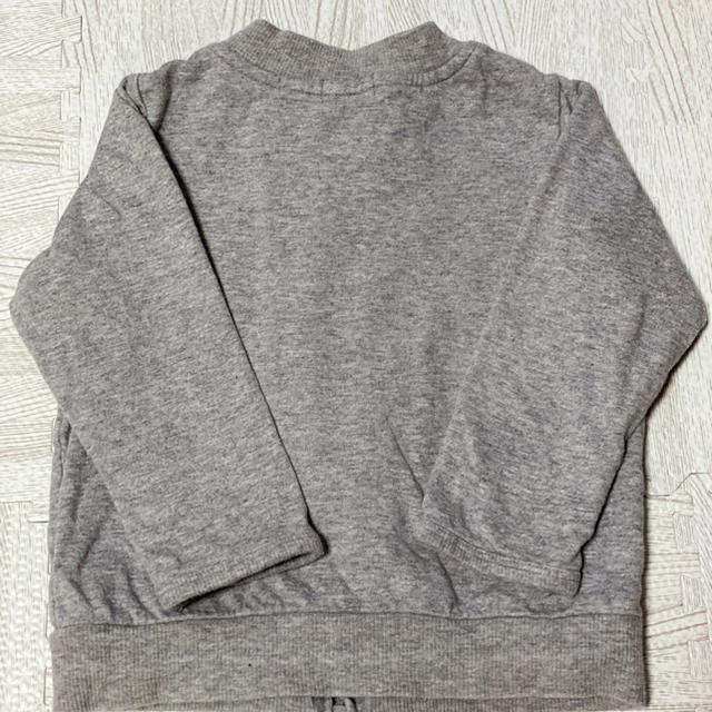 mikihouse(ミキハウス)のミキハウス アウター 上着 80サイズ キッズ/ベビー/マタニティのベビー服(~85cm)(ジャケット/コート)の商品写真
