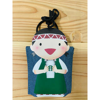 スターバックスコーヒー(Starbucks Coffee)の台湾 スターバックス 小物入れ ポーチのみ(小物入れ)