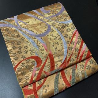 ⭐︎正絹唐織袋帯⭐︎リバーシブル⭐︎