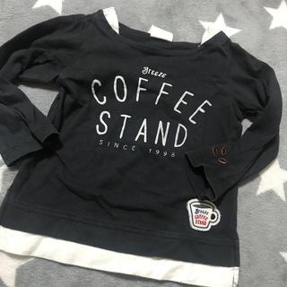 ブリーズ(BREEZE)のCOFFEE STAND Breeze 90cm(Tシャツ/カットソー)