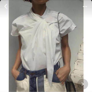 Ameri VINTAGE - tuck boetie blouse
