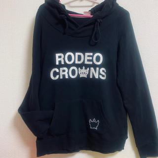 RODEO CROWNS - あんこプロフ必読様専用◆ロデオクラウンズ RODEO CROWNS パーカー