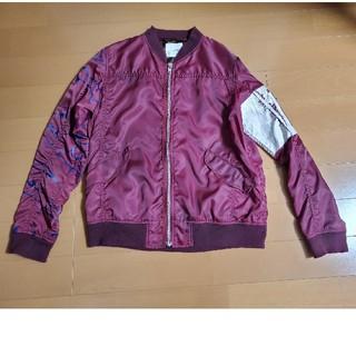 ウィズ(whiz)のWHIZ LIMITED  MA-1ジャケット(フライトジャケット)
