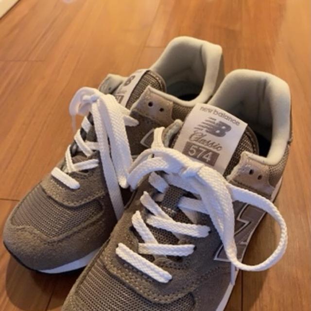 New Balance(ニューバランス)の新品ニューバランス グレー レディースの靴/シューズ(スニーカー)の商品写真