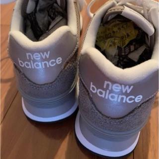 New Balance - 新品ニューバランス グレー