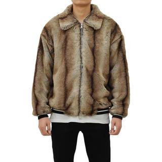Supreme - サイズL FUR DON-DAWN Faux Fur Jacket