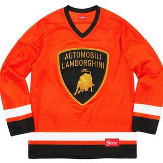 Supreme - M supreme lamborghini hockey jersey