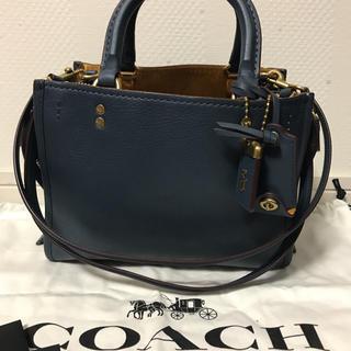 コーチ(COACH)のコーチ ローグバッグ25 美品(ハンドバッグ)