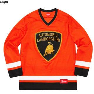Supreme - XL supreme lamborghini hockey jersey