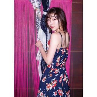 SKE48 - BUBKA 付録ポスター SKE NMB