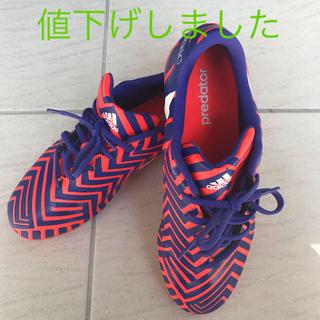 adidas - サッカー スパイク アディダス  27センチ