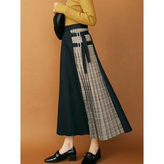MURUA - MURUA チェック柄スカート 美品