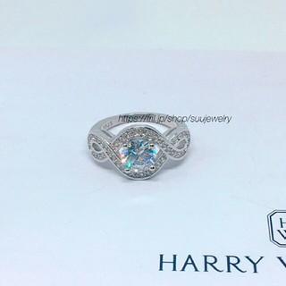 ハリーウィンストン(HARRY WINSTON)の最高級✨エンゲージリング✨10号〜17号サイズ(リング(指輪))