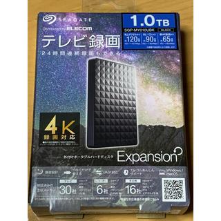 ELECOM - エレコム★ハードディスク★保障付★新品