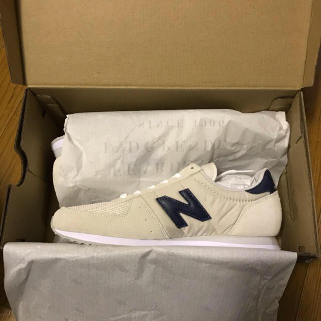 New Balance(ニューバランス)の【値下げ】newbalanceU220GLRSCスニーカー レディースの靴/シューズ(スニーカー)の商品写真