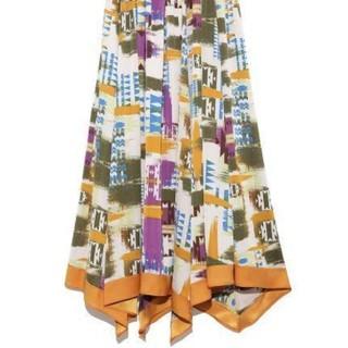 Lily Brown - リリーブラウン 変形スカート