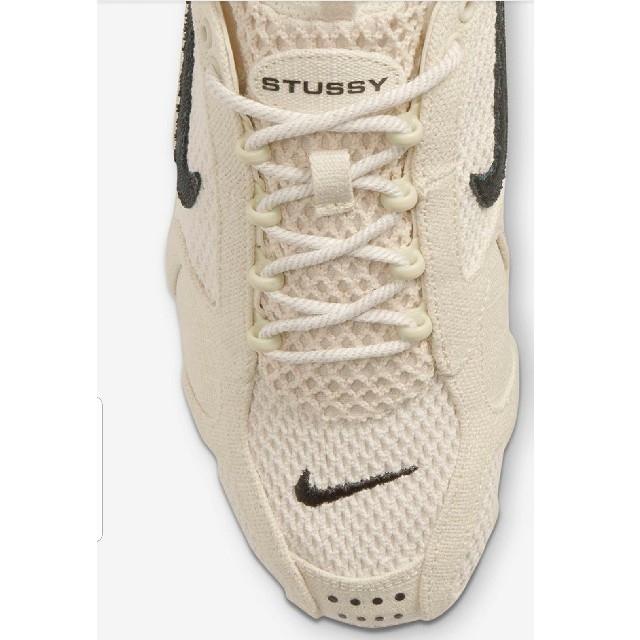 NIKE(ナイキ)のSTUSSY NIKE AIR ZOOM SPIRIDON CAGE 2  メンズの靴/シューズ(スニーカー)の商品写真