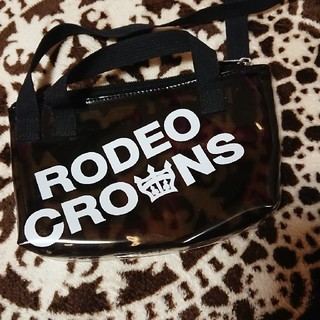RODEO CROWNS - RODEO  CRONSビニールバッグ
