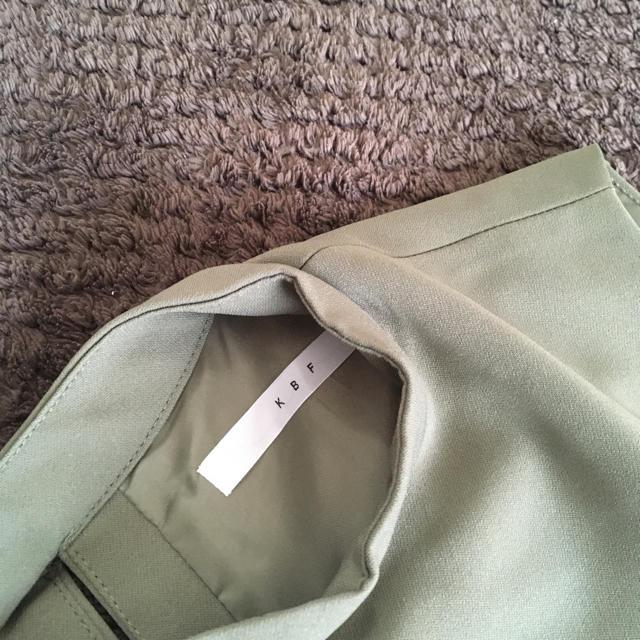 KBF(ケービーエフ)の美品 KBF セットアップ アーバンリサーチ IENA ジャーナルスタンダード レディースのトップス(シャツ/ブラウス(半袖/袖なし))の商品写真