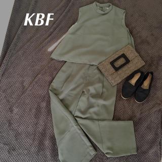 KBF - 美品 KBF セットアップ アーバンリサーチ IENA ジャーナルスタンダード