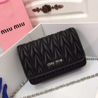 miumiu - MIUMIU ショルダーバッグ