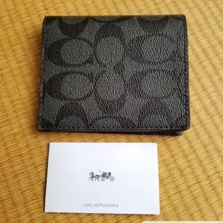 COACH - COACH(コーチ) 折り財布