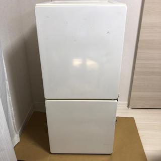 MUJI (無印良品) - 無印良品 冷蔵庫110L 2009年製