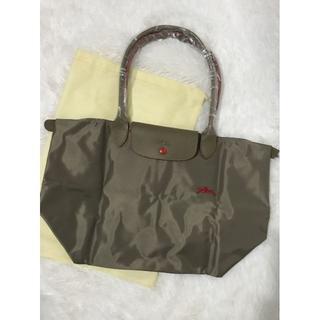 ロンシャン(LONGCHAMP)の新品未使用Longchamp ロンシャン トートバッグ肩掛け Lサイズ (トートバッグ)