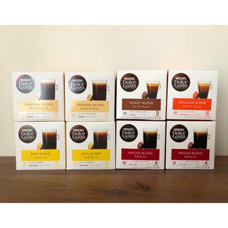Nestle - ネスレ ネスカフェドルチェグスト 16杯分×8箱