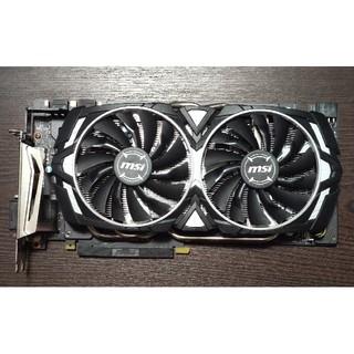 MSI GeForce GTX 1070 ARMOR 8G OC 【ジャンク】